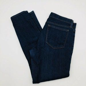 J Crew Toothpick Ankle Length Skinny Leg Jeans